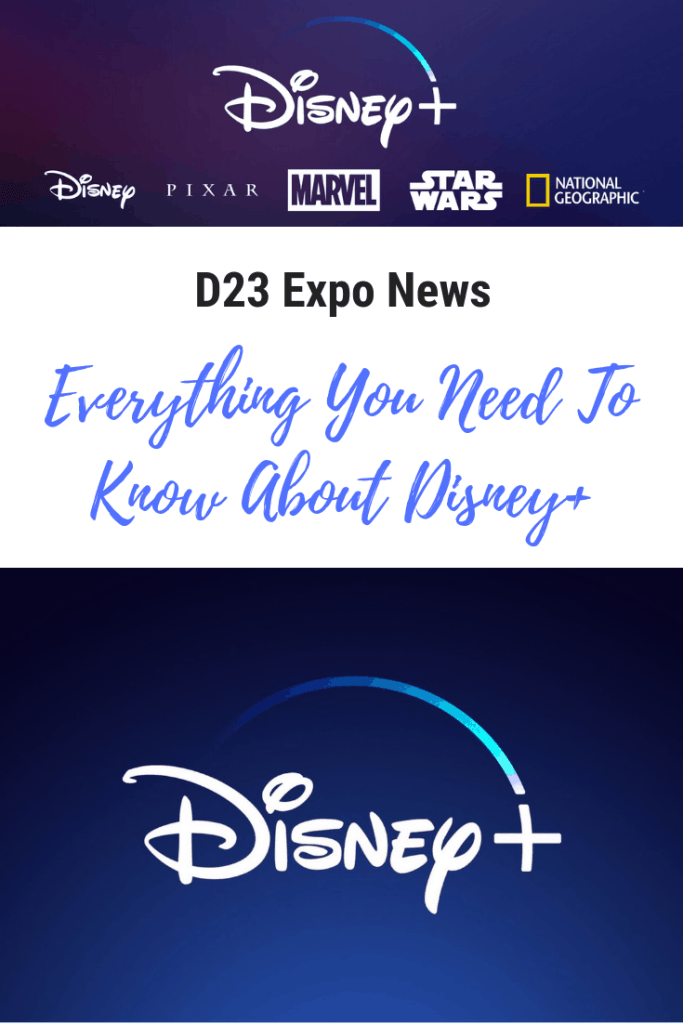 Everything We Know About Disney Plus