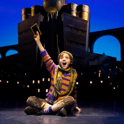 Roald Dahl's CHARLIE AND THE CHOCOLATE FACTORY in Portland