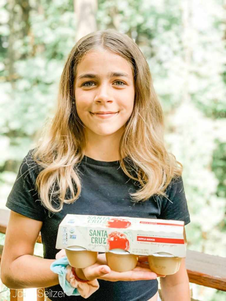 Back-to-School Lunches Made Easy with Santa Cruz Organics