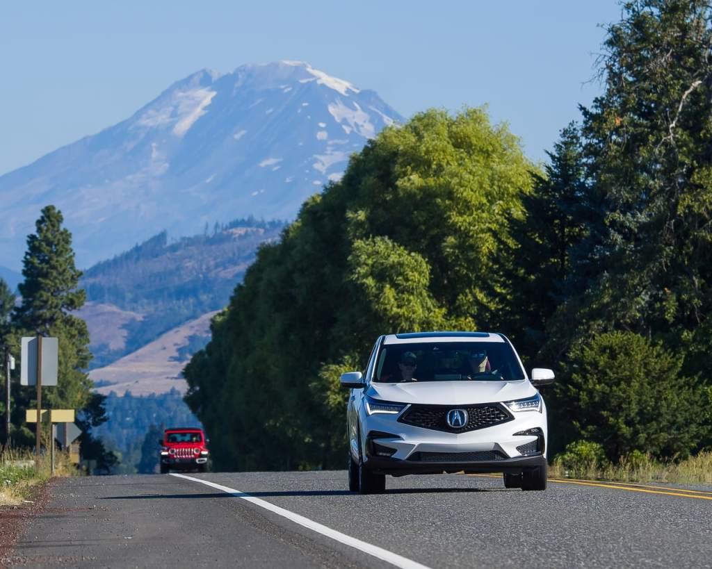 Acura RDX SH-AWD A-Spec 2020