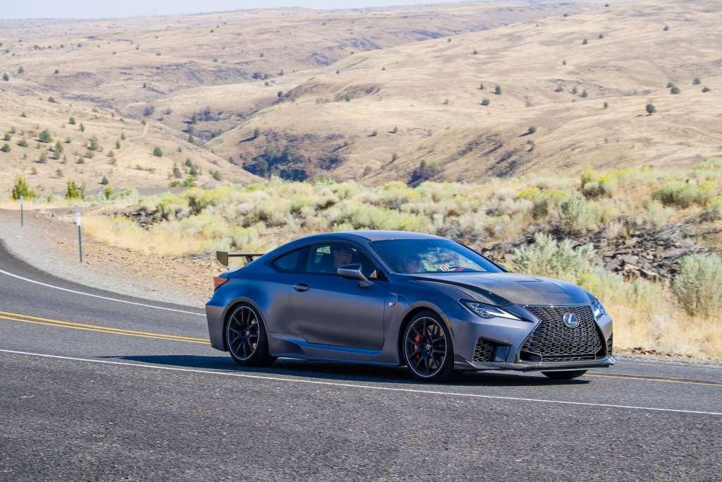 Lexus RCF Track Edition RWD 2020