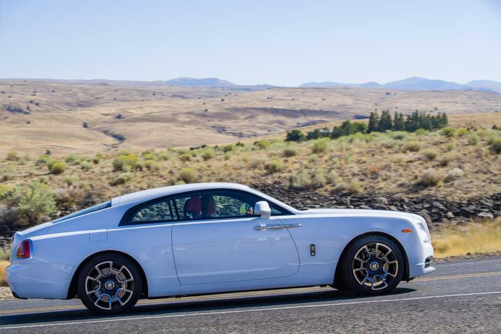 Rolls-Royce Wraith Black Badge 2019