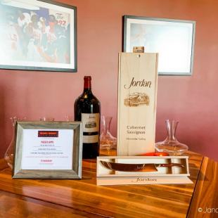 Jordan Wine Dinner Featuring Jordan Winery at Michael Jordan's Steakhouse at Ilani 3