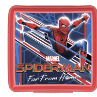 Spider-Man Reusable Sandwich Container