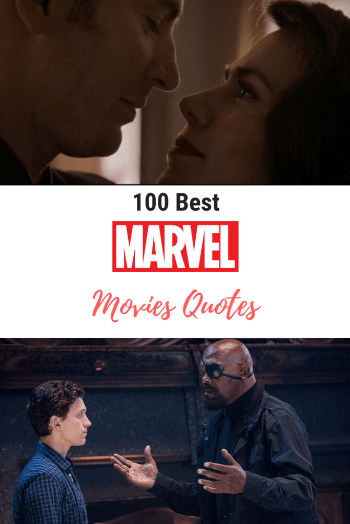 100 Best Marvel Movie Quotes