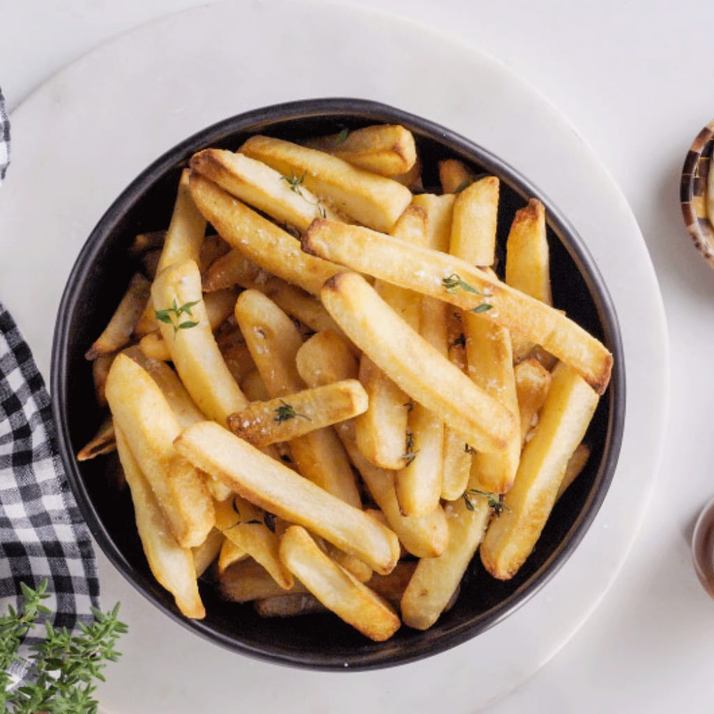 french fries breville combi