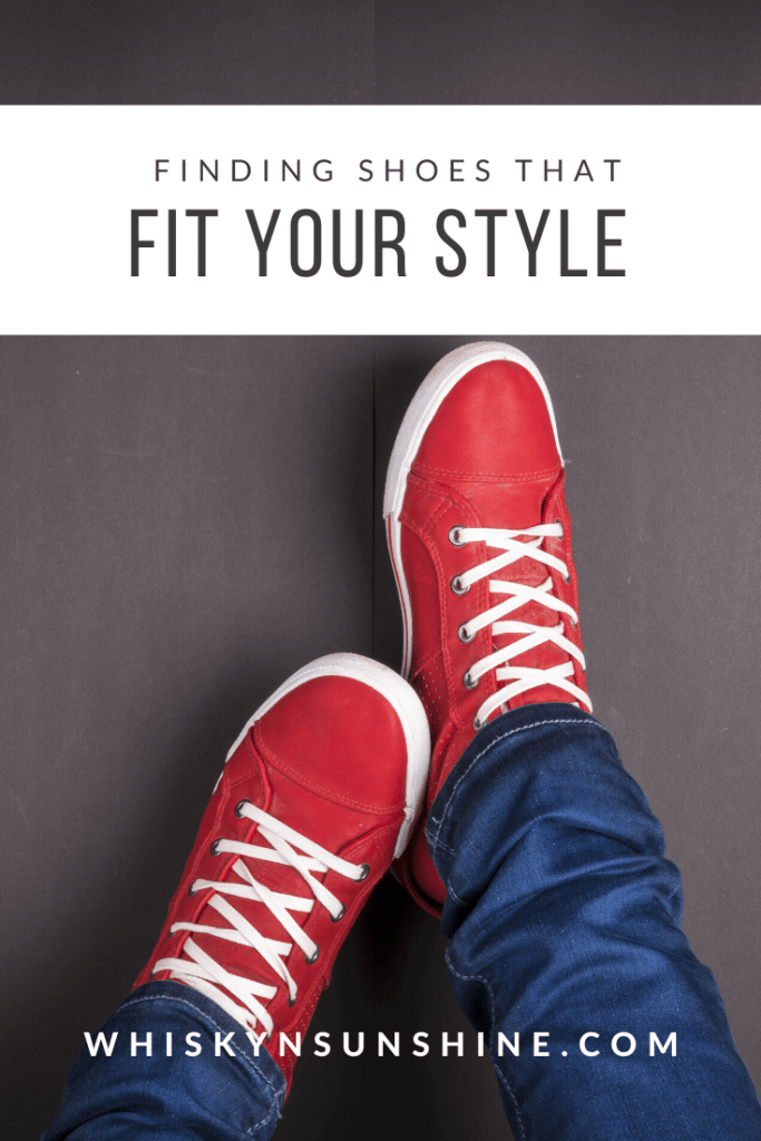 Finding Shoes That Fit Your Style