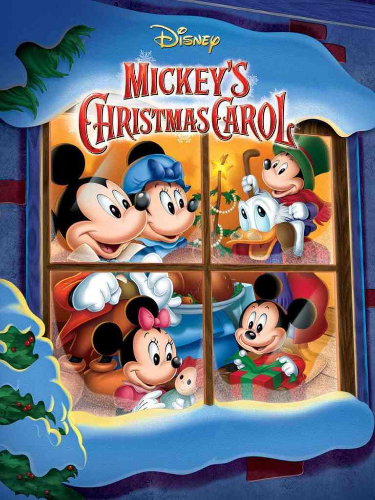 mickeys christmas carol