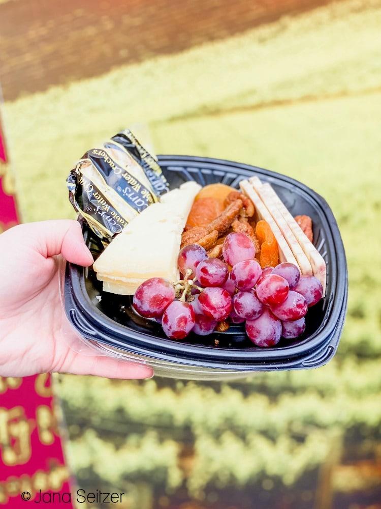California Artisan Cheese Selection disneyland food and wine festival