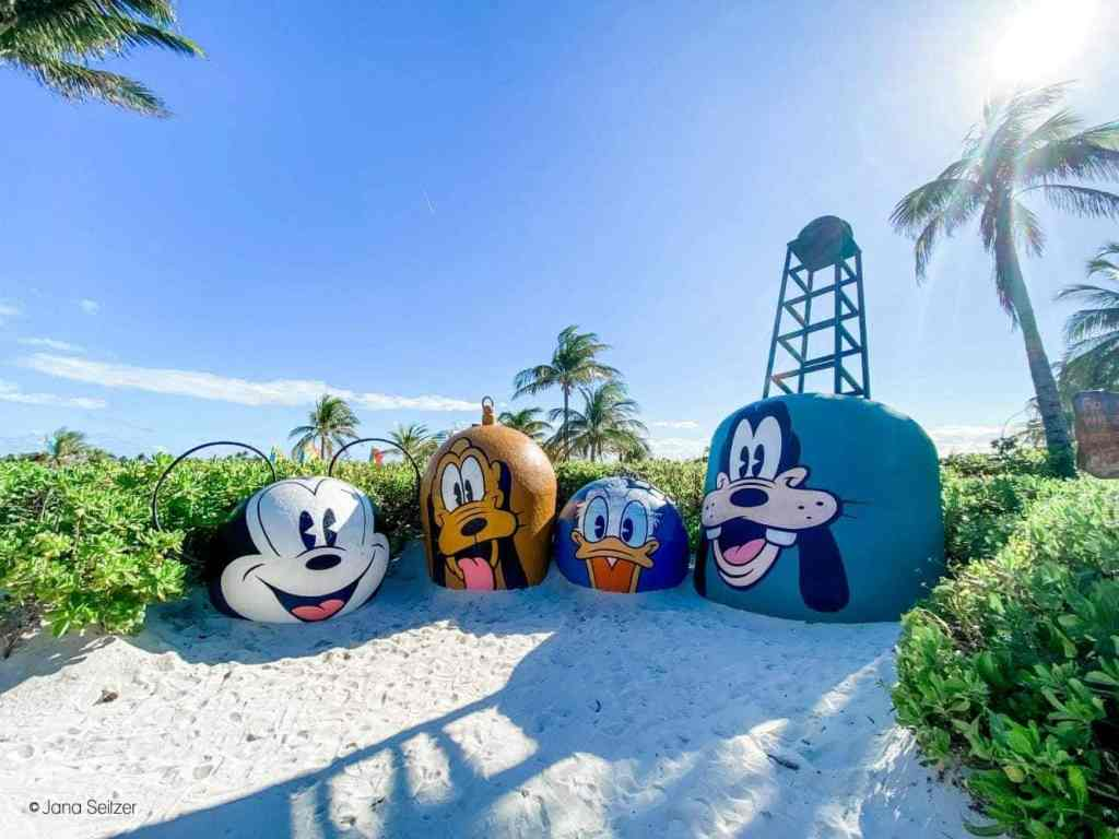 disney castaway cay mount rushmore