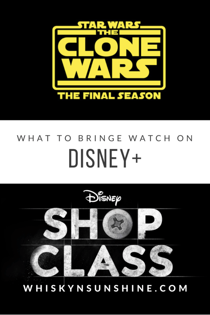 what to binge watch on disney plus