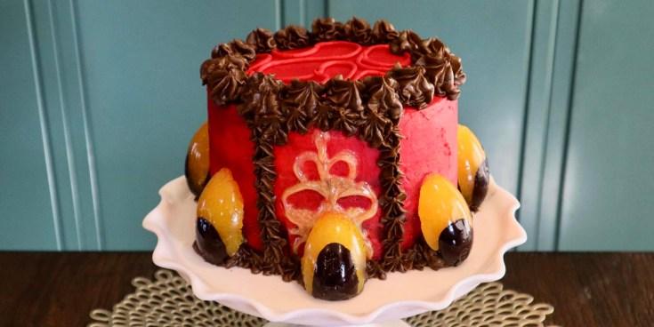 Queen Amidala Cake