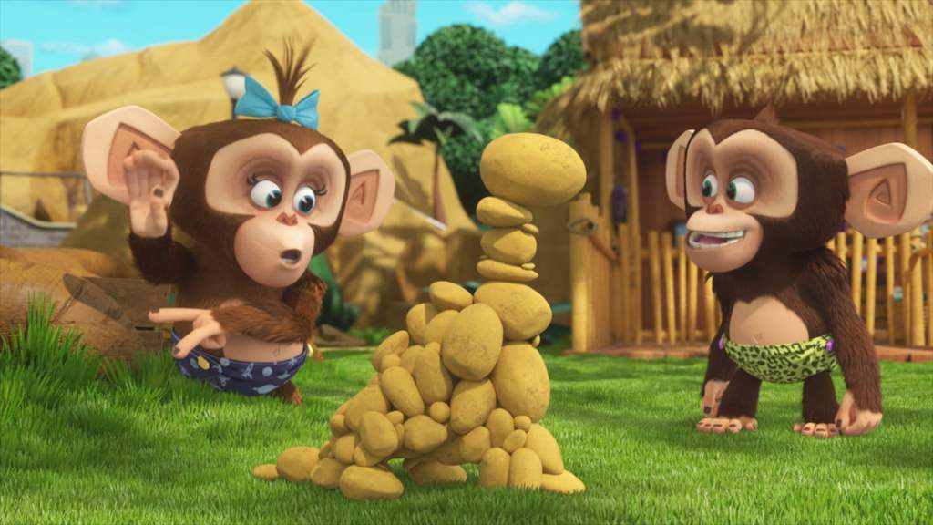 Dreamworks Animation Madagascar: A Little Wild's