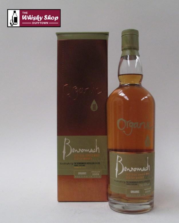Benromach Organic 2014