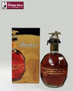 Blantons Single Barrel Gold