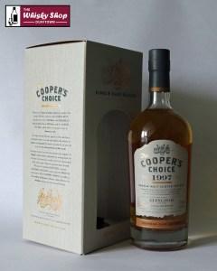 The Cooper's Choice Glenlossie 1997