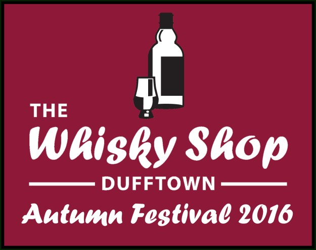 The Whisky Shop Dufftown Autumn Festival 2016