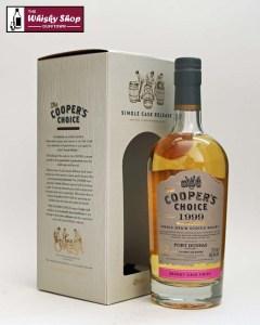 The Cooper's Choice Port Dundas 1999 17 Years Old Single Grain