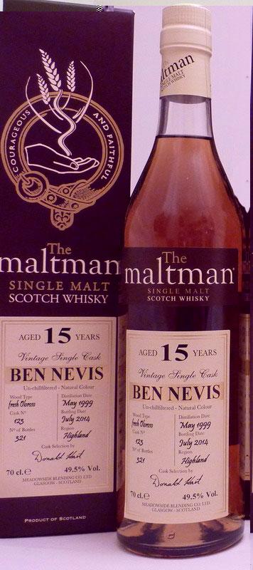 ben nevis the maltman
