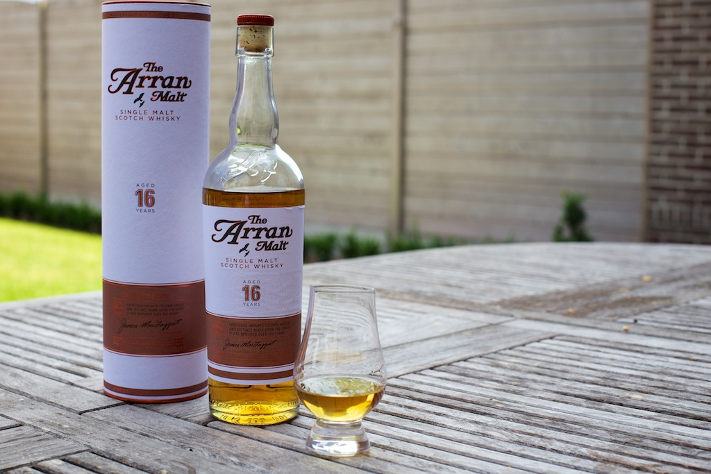 Arran 16 Year Old - Limited Edition