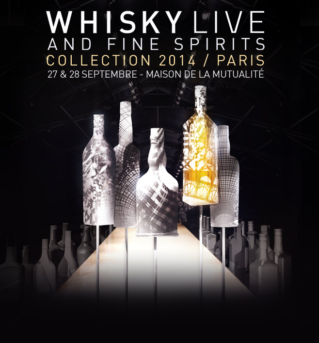 Whisky Live Paris - Flyer