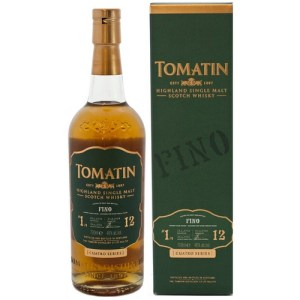 Tomatin Cuatro Fino Sherry Finish