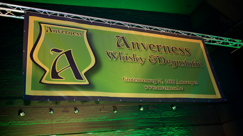 Anverness Whisky Beurs