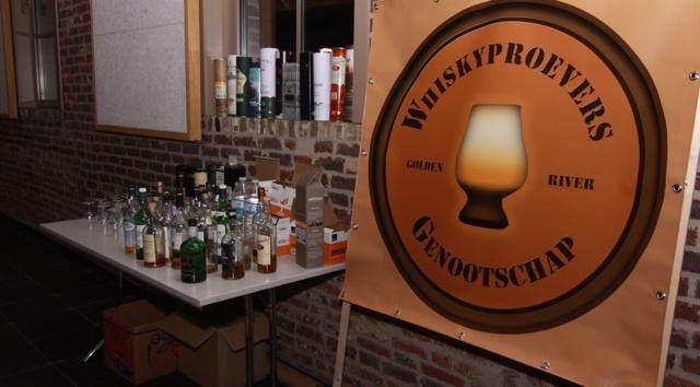 Whiskywinterwandeling Sint-Baafs-Vijve