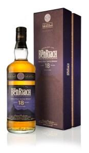 BenRiach Dunder Peated 18YO Dark Rum Finish