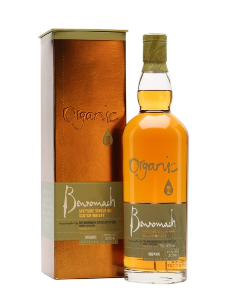 Benromach Organic 2008 - Fles & Verpakking