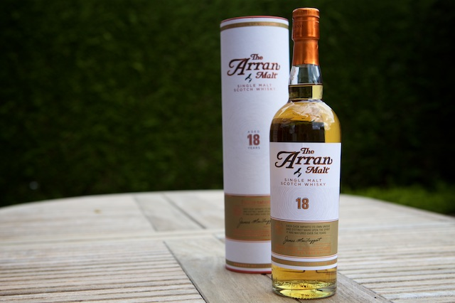 Arran 18 Years Old - The Road to 18