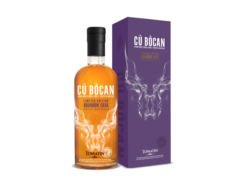 Cù Bòcan - The Bourbon Edition