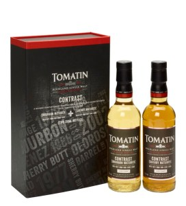 Contrast Box & Bottles