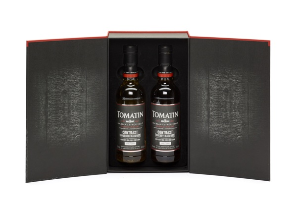 Tomatin - Contrast - Double Sets