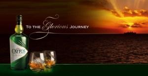 Catto's Rare Old Scottish blended whisky