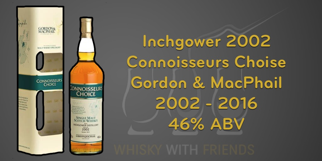 Inchgower 2002 - Gordon & MacPhail