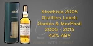 Strathisla 2005 - Gordon & MacPhail