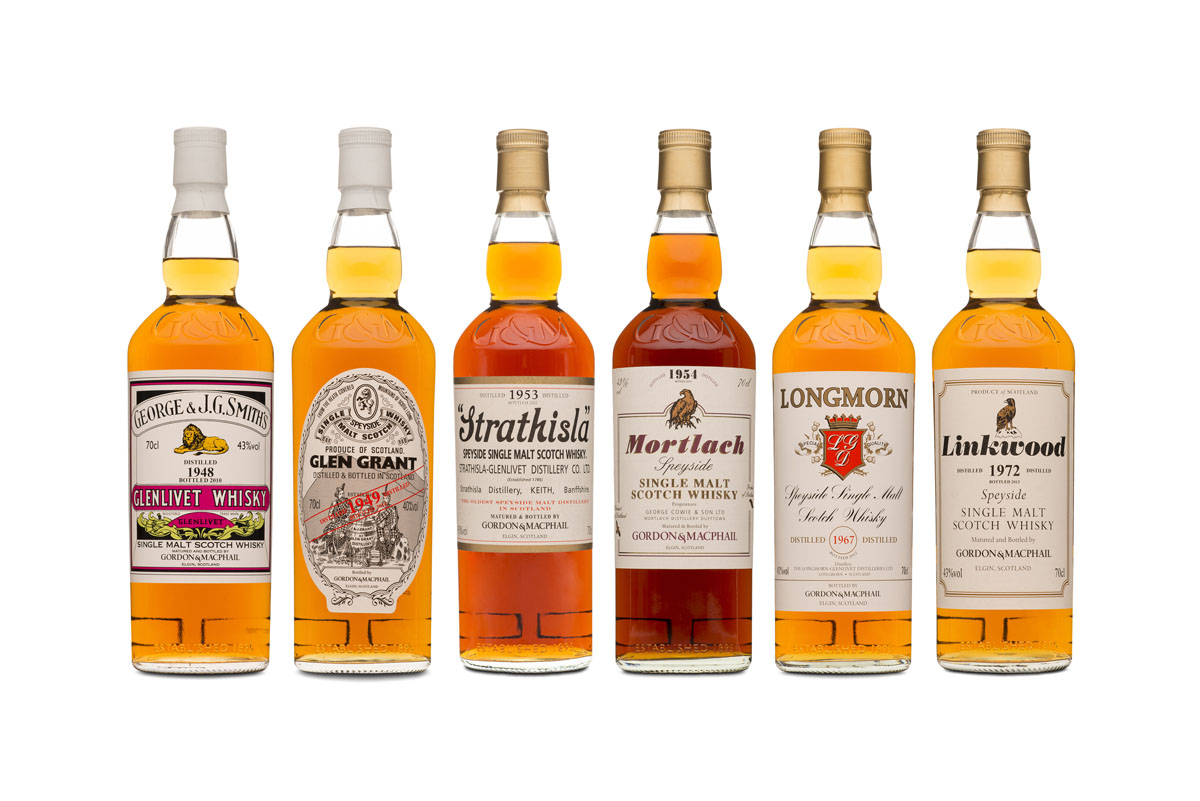 Gordon & MacPhail Speyside Collection