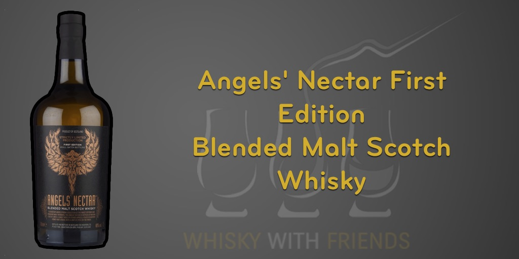 Angels' Nectar First Edition
