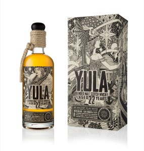Yula 22 Years Old - Bottle and Box