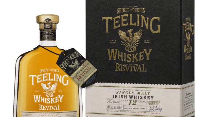 Teeling Whiskey The Revival Vol. V