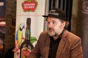 Brand Ambassador Ewan Henderson gaf ons de nodige uitleg over The Lost Distilleries