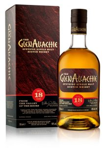 The GlenAllachie 18 Years Old