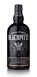 Teeling Blackpitts, Peated Single Malt Whiskey