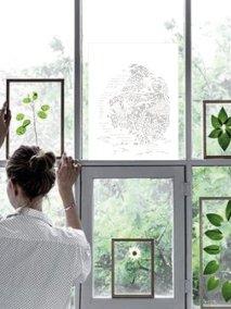 Custom papercut - Custom papercutting - Publisher Plint - Window PoemPublisher Plint - Window Poem