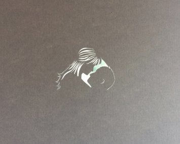 Commission Papercut Elizabeth - Detail Work in Progress Faces - Whispering Paper