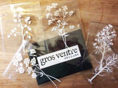 Gros Ventre Wine Labels - Full Order - Whispering Paper