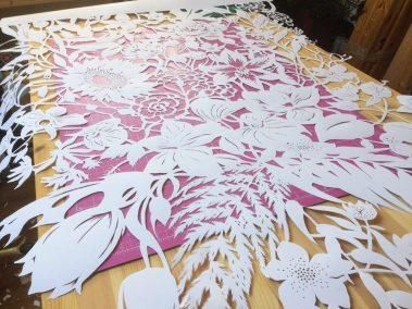 Corporate Commission – Papercut VT Wonen TV Show – Work in Progress 3 - Whispering Paper