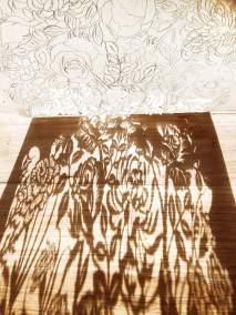 Modulair lasercut - Romantic Flowers - Work in Progress - Shadowplay - Whispering Paper