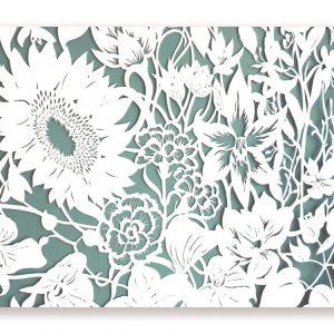Postcard Flowerhanging 1